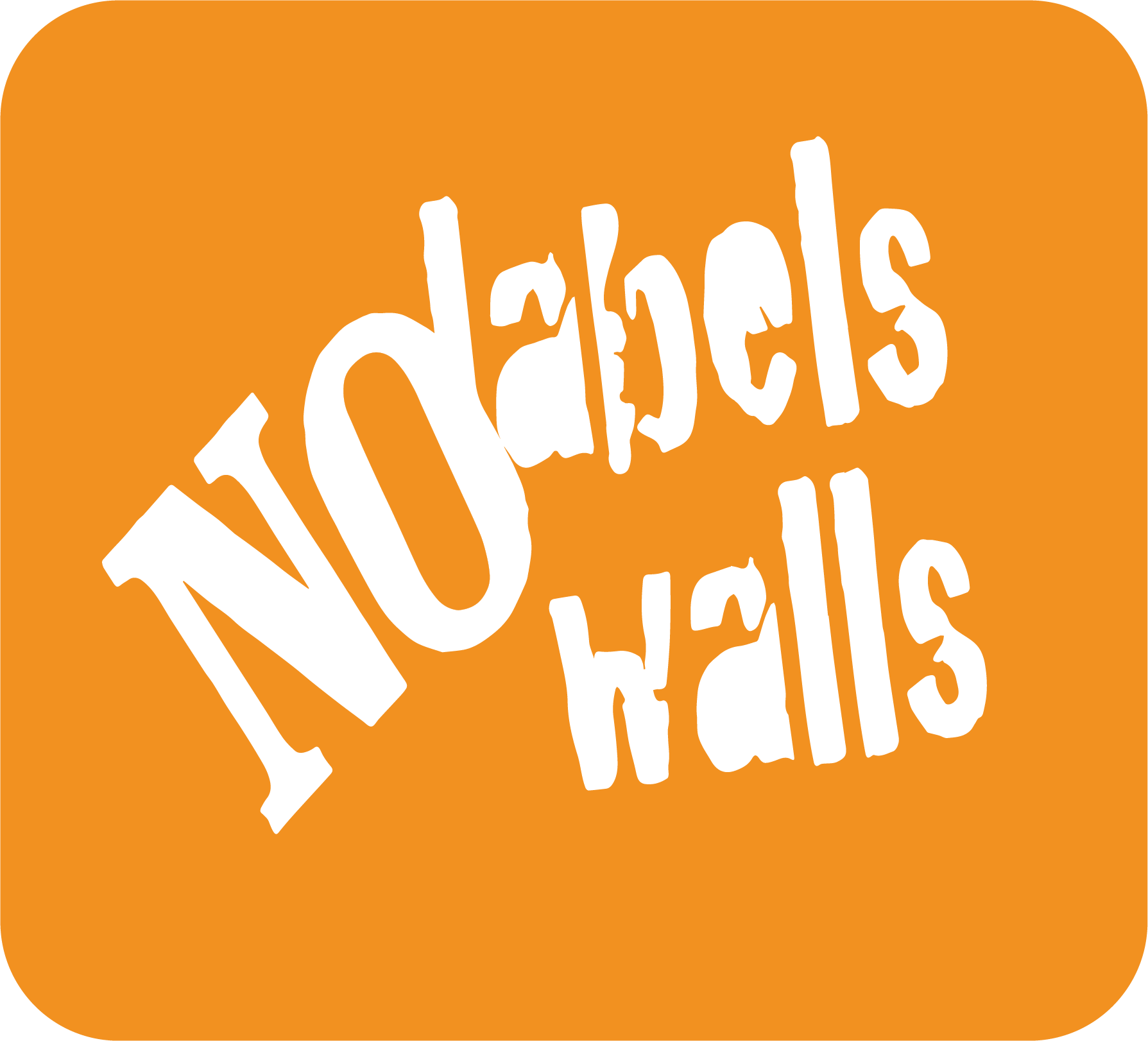 No Labels No Walls